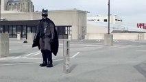 Recréer la vrai armure de combat de Batman