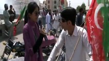 Who will win NA-246 Elections ?? PTI Worker Telling