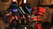 Transformers: Fall Of Cybertron - #3 Chapter 2 Defend the Nerve Centre (hard)