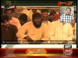 Lucman's another revelation about Khawarij Altaf Hussain threatning ARY News