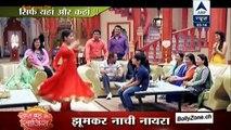 Naksh Ki Wapsi Se Emotional Hua Singhaniya Parivaar!! - Yeh Rishta Kya Kehlata hai - 10th April 2015