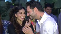 Sunny Leone Daniel Weber celebrate Wedding Anniversary | Ek Paheli Leela Screening