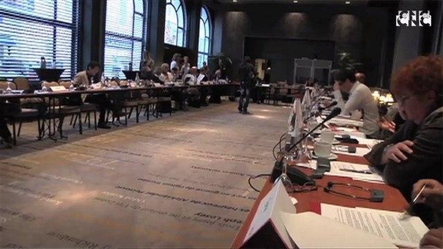 Gabrielle Guallar, Conseillère aux affaires européennes multilatérales