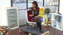 Transportez-moi! : Les sièges des transports