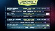 PSG-Bastia, Man Utd-Man City, Naples-Fiorentina... Le programme TV des matches du weekend à ne pas rater !