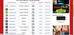 Free Casino Money - Online Casino & Mobile Casino Bonus Offers - http://free-casino-money.net