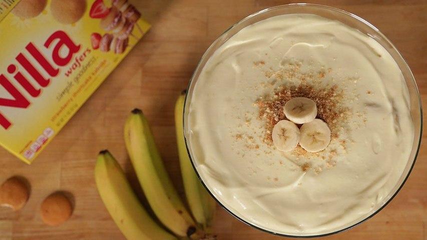 How to Make Magnolia Bakery's Famous Banana Pudding