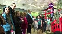 Les enfants participent au Festival des Marais à Carentan [TéVi] 15_04_10