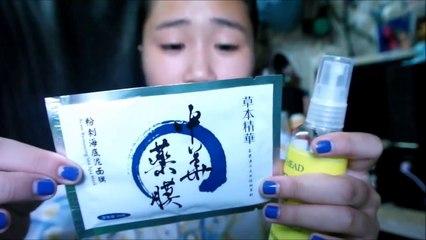 徐小餅SiubanTsui♡如何趕走你鼻上的千年黑頭?