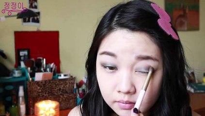 레인보우 재경 블랙스완 메이크업 | Rainbow's Jaekyung Black Swan Makeup Tutorial
