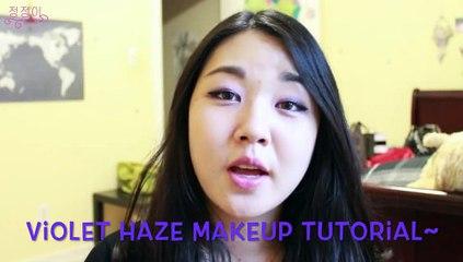 Vera Wang Runway Look | Violet Haze Makeup Tutorial ❤ (for Hooded and Monolids)