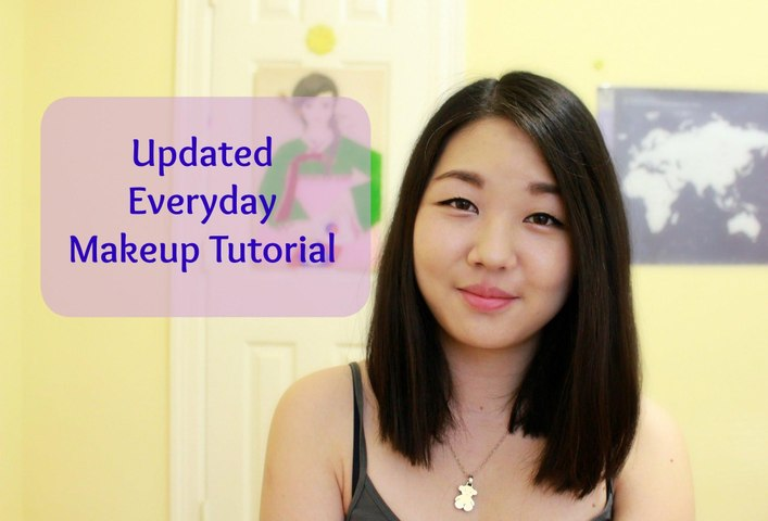 Updated Everyday Makeup Look for Monolids and Hooded lids~