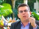 Economista Leiner Vargas pide aprovechar carros del PAC para votar por el PLN