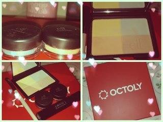 ✿ Ma première box Octoly ✿ à la découverte de ELF