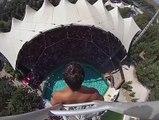 25 Metre Yükseklikten Havuza Atlamak