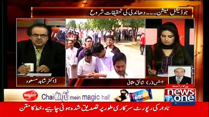 Live With Dr Shahid Masood - 10th April 2015