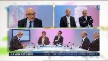 La voix est libre - Elections départementales: quel président pour la Haute-Saône ?