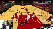 NBA 2k13 MyCAREER Playoffs - FaceCam Almost Broke My Controller - ECF 5 vs Chicago Bulls