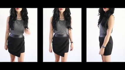 MIX AND MATCH CLOTHING PIECES