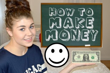 How To Make Money FAST as a Teenager ♡