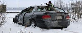 Compilation de crash hard en voiture n°6/ Horrible accidents car