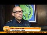 Fuerza Pública custodia material electoral que va a zonas alejadas