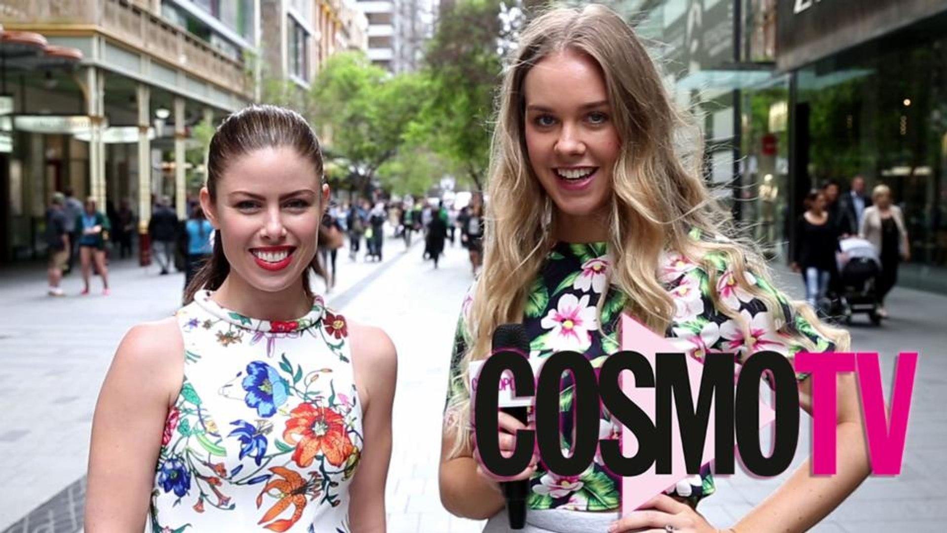 Cosmo Hot Topics: Fashion trends