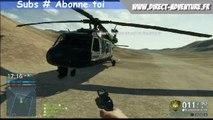 Y'a t'il un pilote dans l'hélicoptère sur Battlefield Hardline?