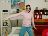 Korean dance Crayon Pop - Dancing Queen[1]
