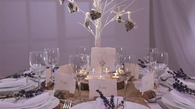 Wedding Décor: Rustic Wedding, wedding decoration