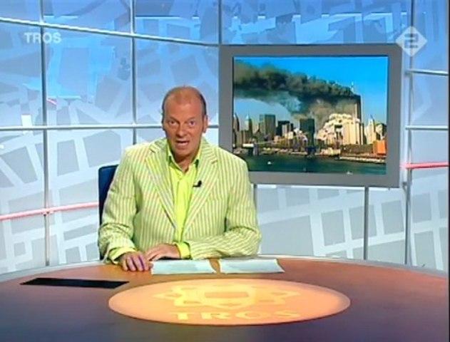 TweeVandaag reportage uit 2005: 9/11 - Aanslag of geschenk uit de hemel?