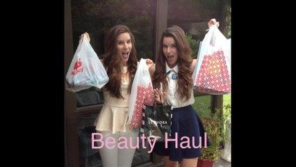 Beauty Haul   CVS, Target, Sephora