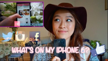 ♔Whats on my iphone6?