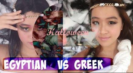 希臘女神 & 埃及法老 :Greek Goddess & Egyptian Pharaoh