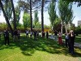 Seminario Wubaomen Chi-Kung con el Maestro Sun Junqing en Albacete, 2014 (fotomontaje)