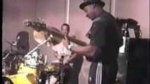 Marcus Miller & Nioshi Jackson - Los Angeles, CA (NAMM 2000)
