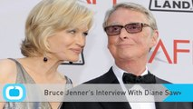 Bruce Jenner's Interview With Diane Sawyer