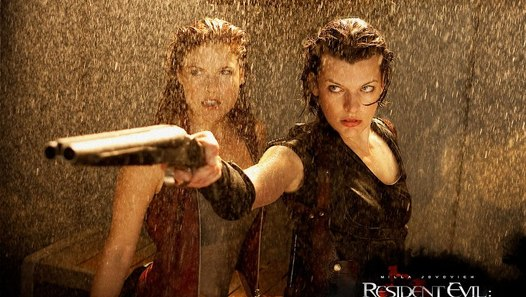 Resident Evil: Afterlife Stream