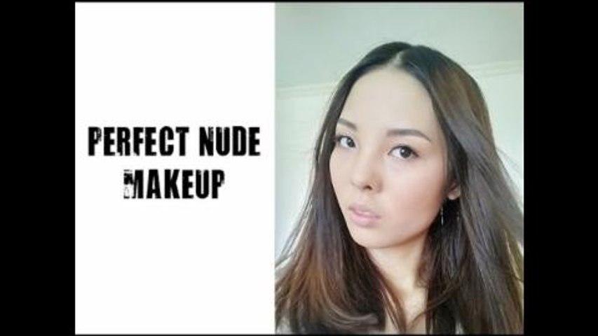 【棉花糖】完美裸妝 Perfect Nude Makeup