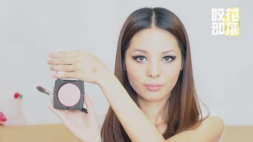 【棉花糖】修容+煙燻眼妝 Contouring & Smoky Eyes Makeup