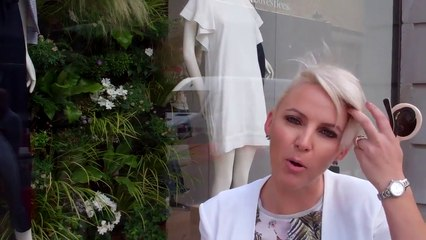 60 Second Style Secret - Shopping In LONDON