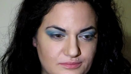 Party Make-up! Episode 7 -  Royal Blue Eyes