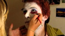 Alice in Wonderland Mad Hatter  (Johnny Depp)  Style Tutorial- A bit of Halloween Fun