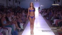 Swimwear Fashion Exposed LULI FAMA Mercedes-Benz Fashion Week Miami Swim 2015 Collections