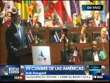 Varela: Hoy vivimos en un continente donde prevalece la paz