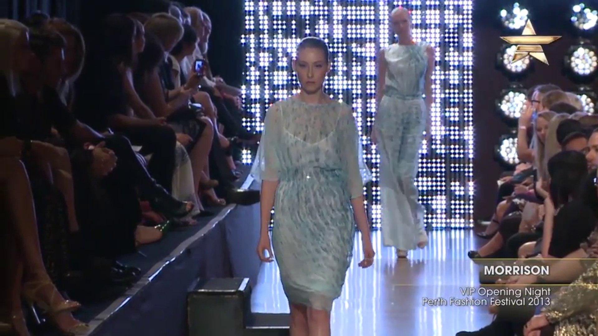 Fashion Week MORRISON Perth Fashion Festival 2013