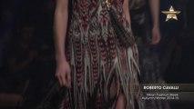 Fashion Week From The Runway Roberto Cavalli Milan Fashion Week Autumn Winter 2014-15