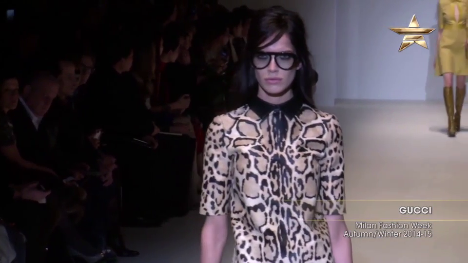 Fashion Week Gucci Milan Fashion Week Autumn Winter 2014-15