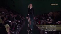 Fashion Week ELIE SAAB Ready-to-Wear Paris Fashion Week Autumn Winter 2014-15