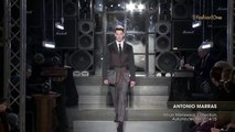 Men ANTONIO MARRAS Milan Menswear Collection Autumn Winter 2014-15